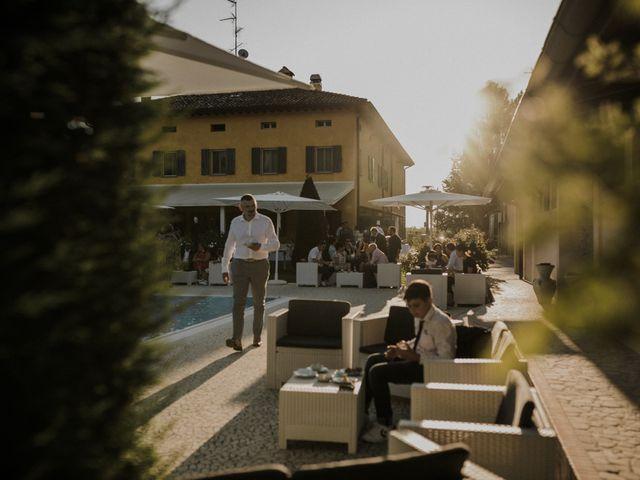 Il matrimonio di Simone e Elisa a Modena, Modena 402