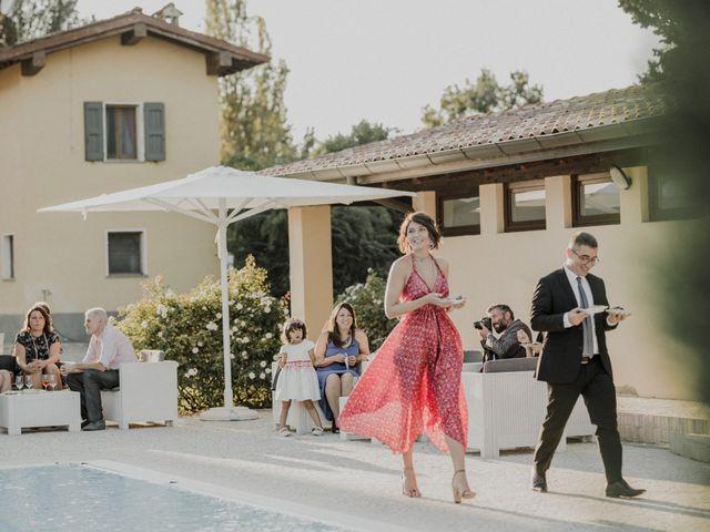 Il matrimonio di Simone e Elisa a Modena, Modena 405