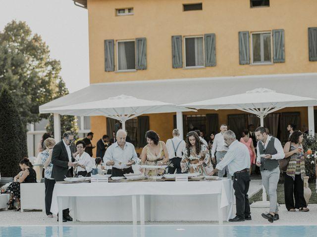 Il matrimonio di Simone e Elisa a Modena, Modena 406