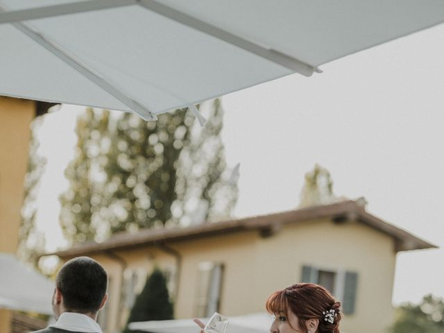 Il matrimonio di Simone e Elisa a Modena, Modena 418