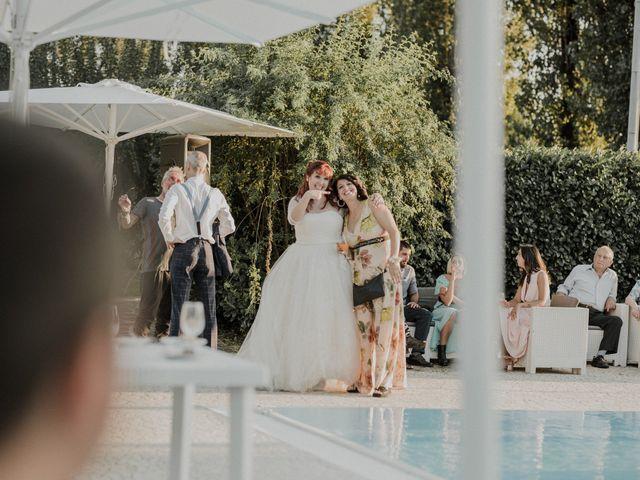 Il matrimonio di Simone e Elisa a Modena, Modena 423