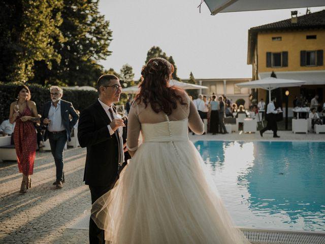 Il matrimonio di Simone e Elisa a Modena, Modena 433