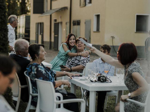 Il matrimonio di Simone e Elisa a Modena, Modena 434