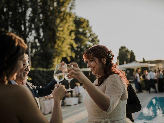 Il matrimonio di Simone e Elisa a Modena, Modena 436