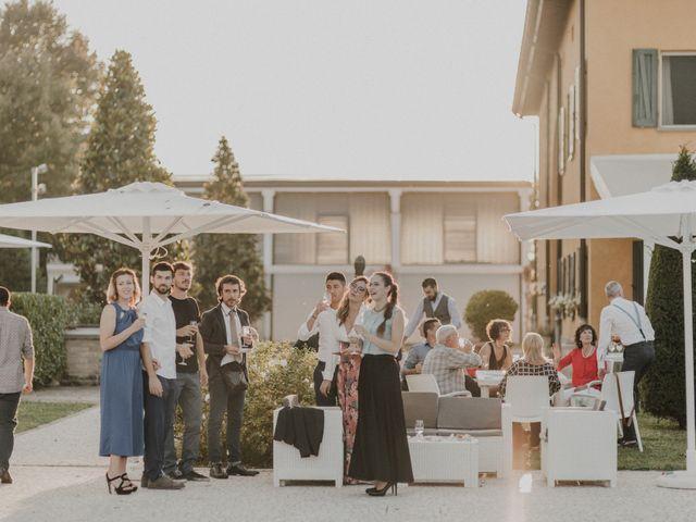 Il matrimonio di Simone e Elisa a Modena, Modena 439