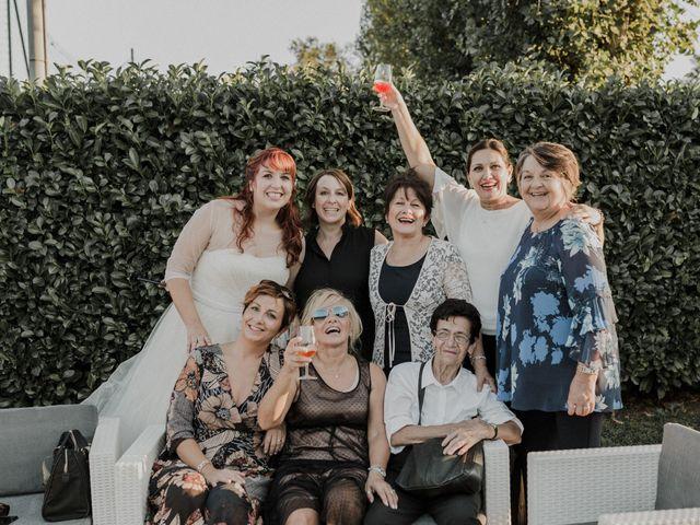 Il matrimonio di Simone e Elisa a Modena, Modena 447