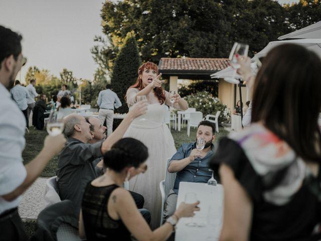 Il matrimonio di Simone e Elisa a Modena, Modena 450