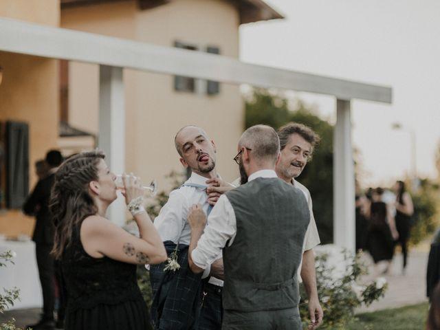 Il matrimonio di Simone e Elisa a Modena, Modena 451