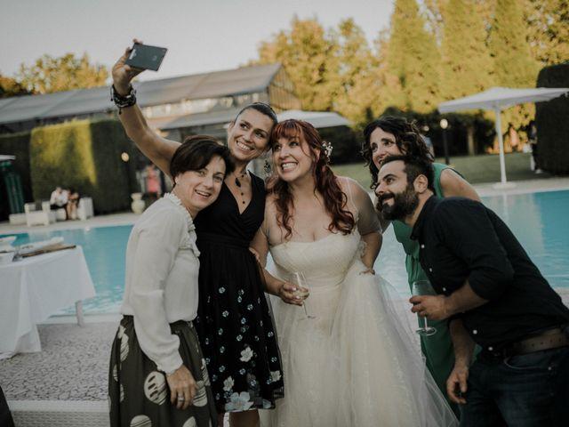 Il matrimonio di Simone e Elisa a Modena, Modena 453