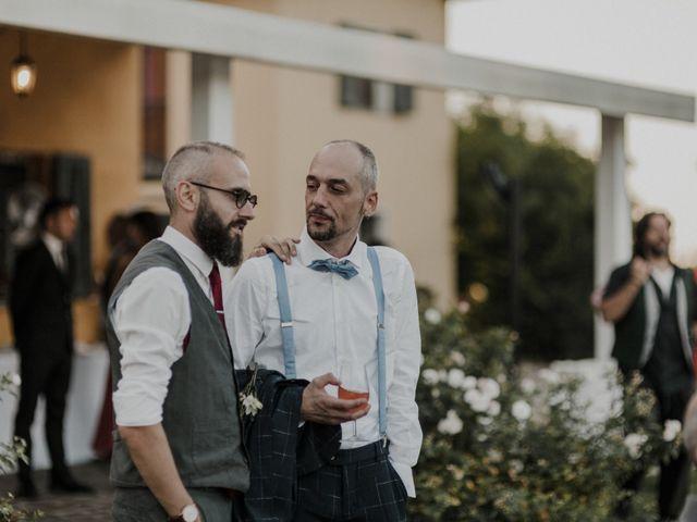 Il matrimonio di Simone e Elisa a Modena, Modena 455