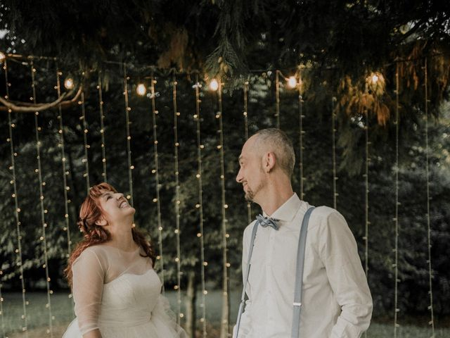 Il matrimonio di Simone e Elisa a Modena, Modena 482