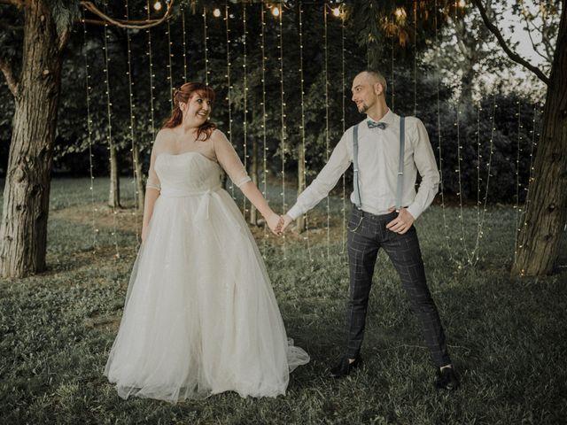 Il matrimonio di Simone e Elisa a Modena, Modena 483