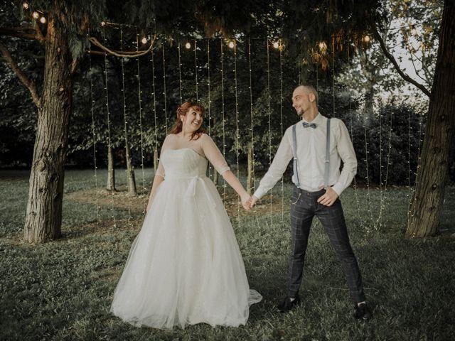 Il matrimonio di Simone e Elisa a Modena, Modena 484