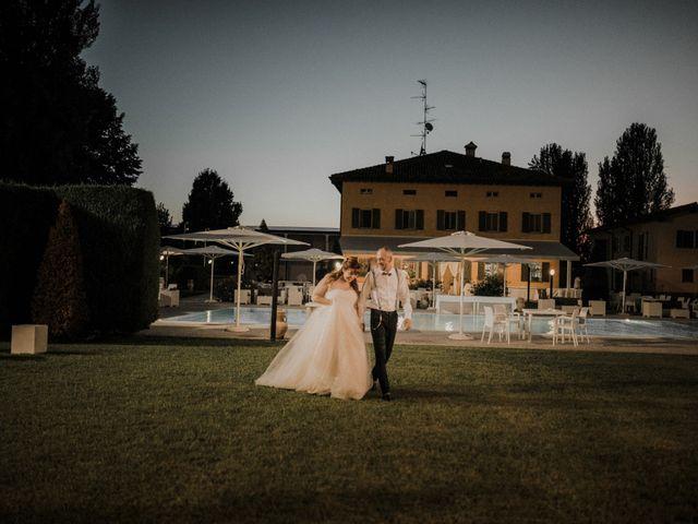 Il matrimonio di Simone e Elisa a Modena, Modena 509