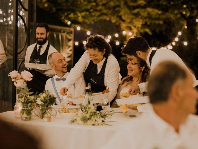 Il matrimonio di Simone e Elisa a Modena, Modena 534