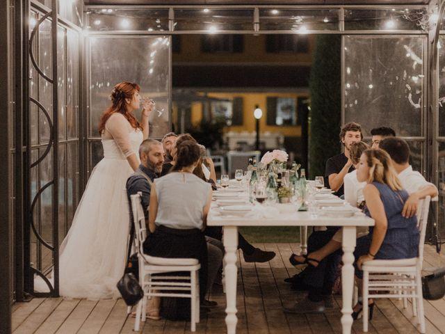 Il matrimonio di Simone e Elisa a Modena, Modena 566