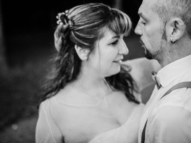 Il matrimonio di Simone e Elisa a Modena, Modena 590