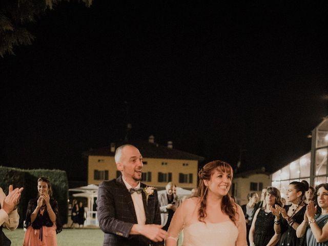Il matrimonio di Simone e Elisa a Modena, Modena 620