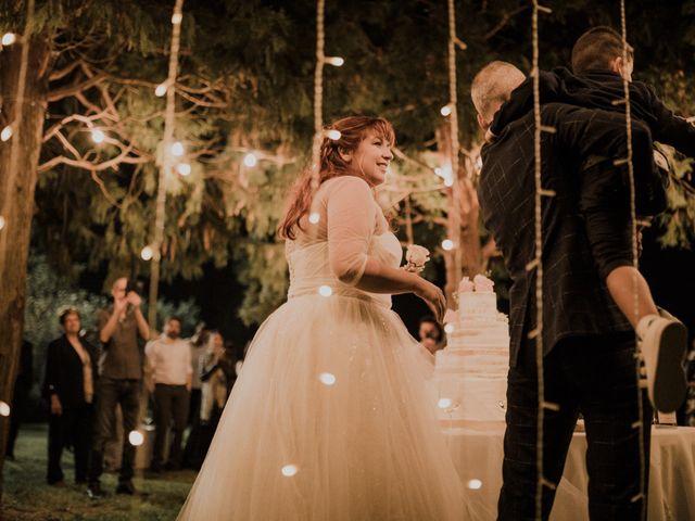Il matrimonio di Simone e Elisa a Modena, Modena 629
