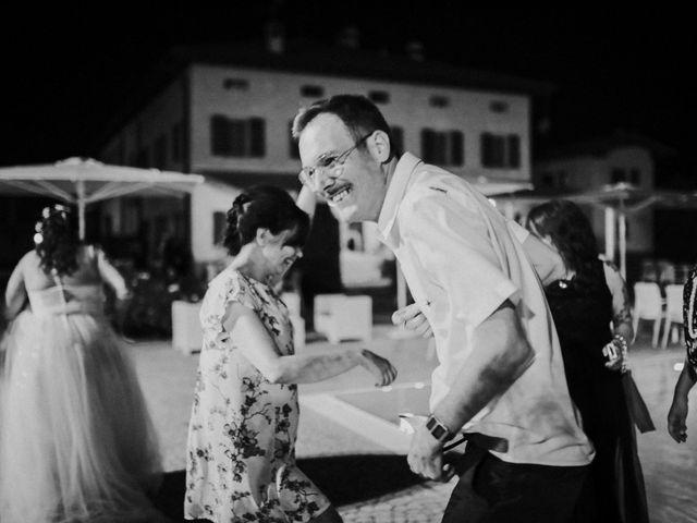 Il matrimonio di Simone e Elisa a Modena, Modena 649