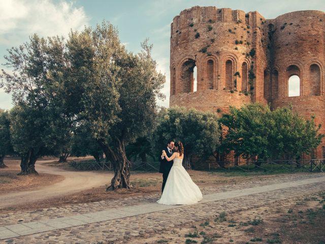 le nozze di Grazia e Francesco