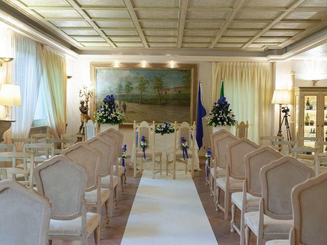 Il matrimonio di Tullio e Silvia a Brusaporto, Bergamo 8