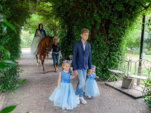 Il matrimonio di Tullio e Silvia a Brusaporto, Bergamo 10