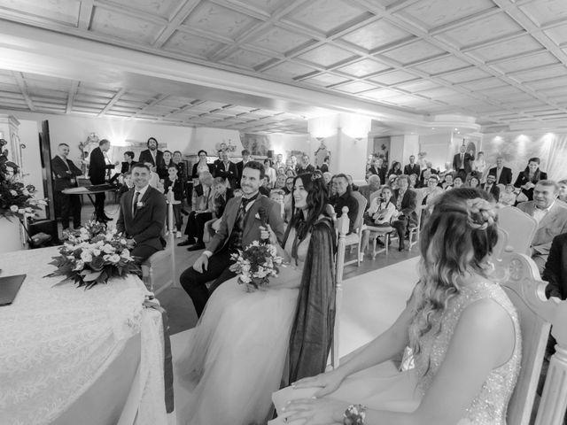 Il matrimonio di Tullio e Silvia a Brusaporto, Bergamo 13