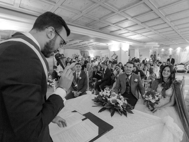Il matrimonio di Tullio e Silvia a Brusaporto, Bergamo 14