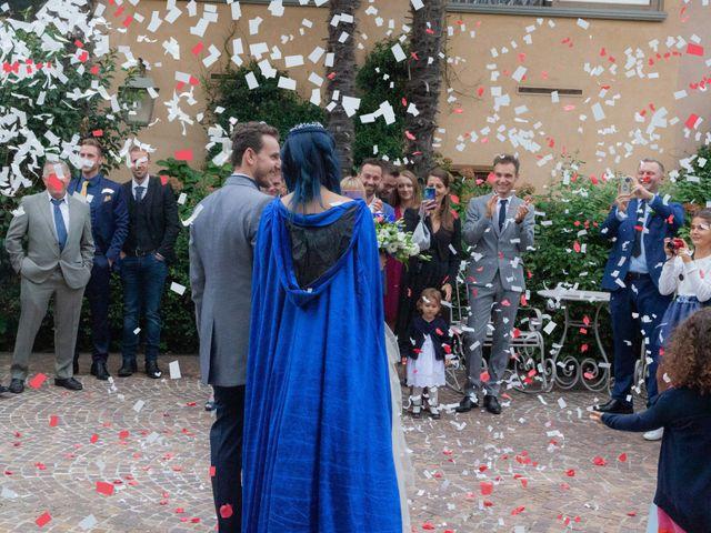 Il matrimonio di Tullio e Silvia a Brusaporto, Bergamo 22