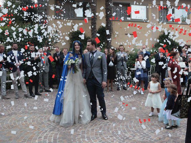Il matrimonio di Tullio e Silvia a Brusaporto, Bergamo 23