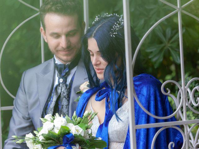 Il matrimonio di Tullio e Silvia a Brusaporto, Bergamo 27