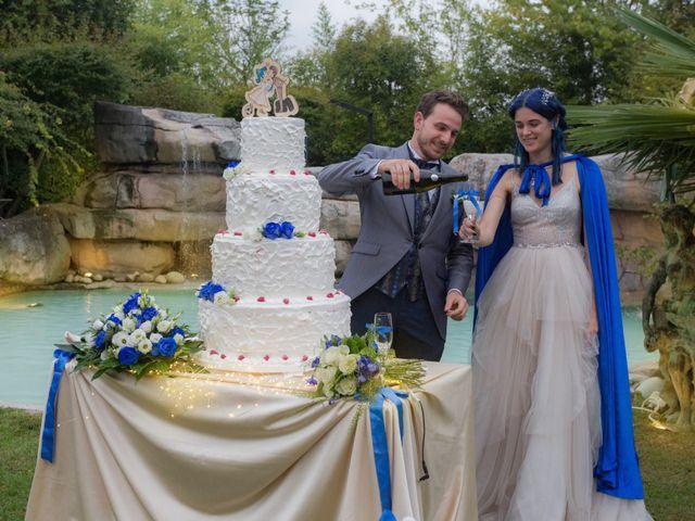 Il matrimonio di Tullio e Silvia a Brusaporto, Bergamo 36