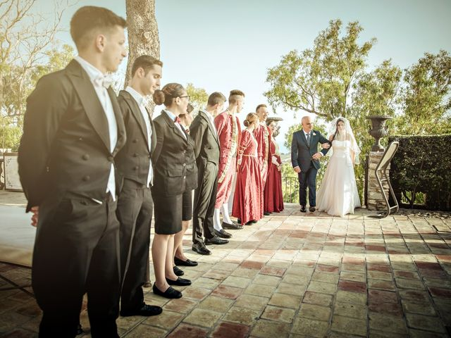 Il matrimonio di Ambra e Riccardo a Siculiana, Agrigento 46