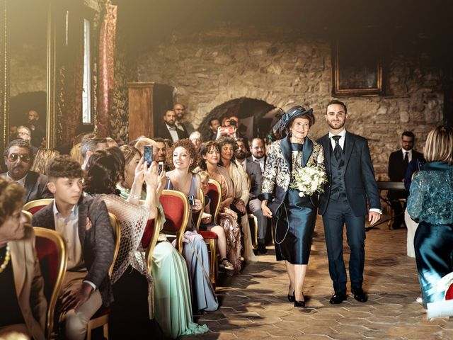 Il matrimonio di Ambra e Riccardo a Siculiana, Agrigento 47
