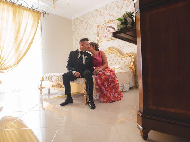Il matrimonio di Zaira e Roberto a Barrafranca, Enna 7