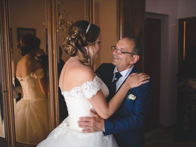 Il matrimonio di Zaira e Roberto a Barrafranca, Enna 17