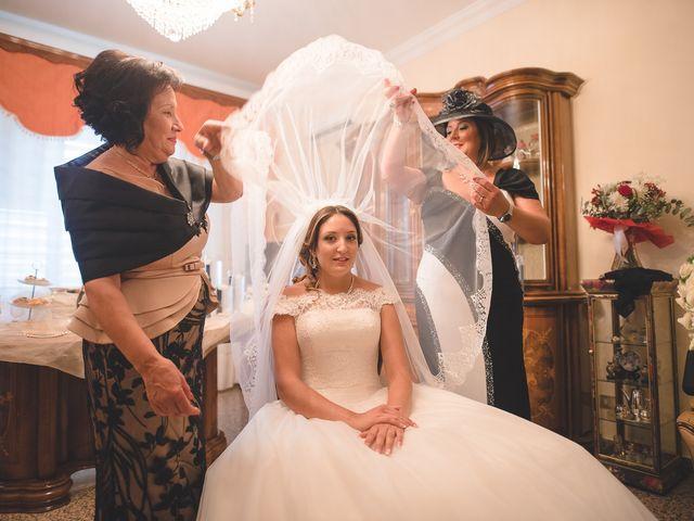 Il matrimonio di Zaira e Roberto a Barrafranca, Enna 20