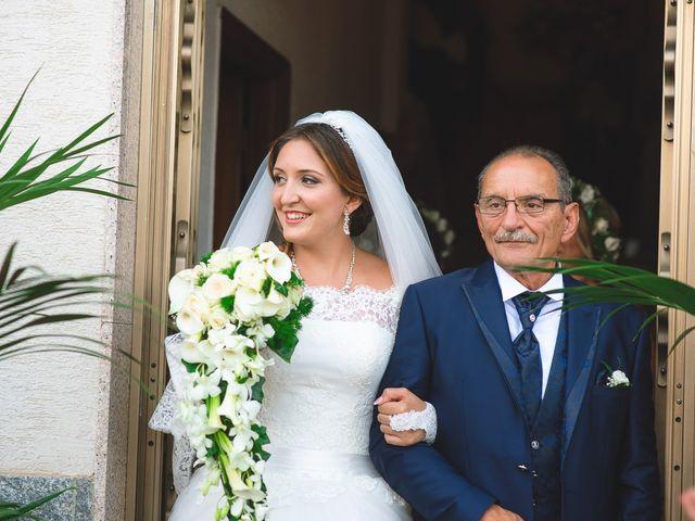 Il matrimonio di Zaira e Roberto a Barrafranca, Enna 21