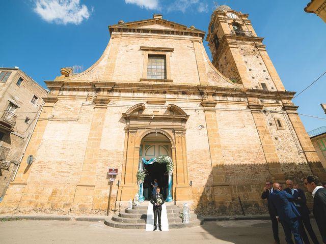 Il matrimonio di Zaira e Roberto a Barrafranca, Enna 23