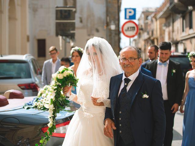 Il matrimonio di Zaira e Roberto a Barrafranca, Enna 25