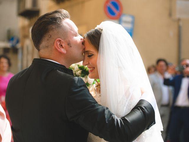 Il matrimonio di Zaira e Roberto a Barrafranca, Enna 26