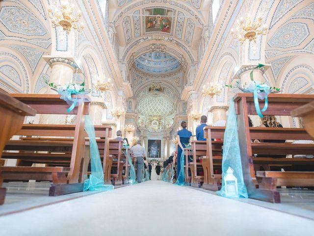 Il matrimonio di Zaira e Roberto a Barrafranca, Enna 28