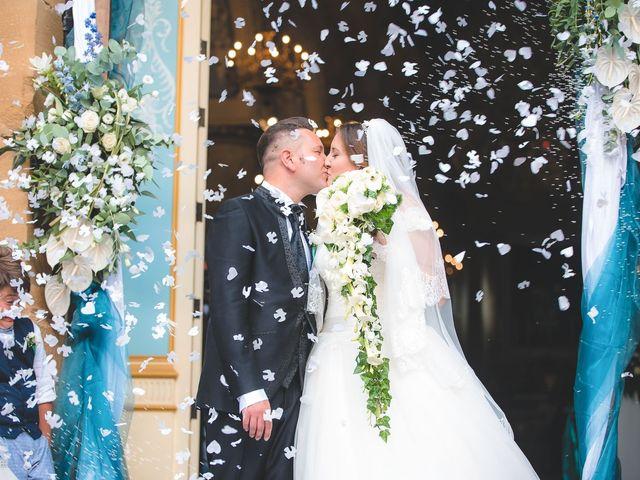 Il matrimonio di Zaira e Roberto a Barrafranca, Enna 29