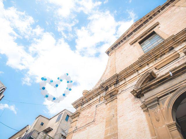 Il matrimonio di Zaira e Roberto a Barrafranca, Enna 30
