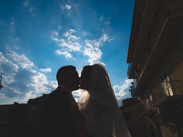Il matrimonio di Zaira e Roberto a Barrafranca, Enna 1