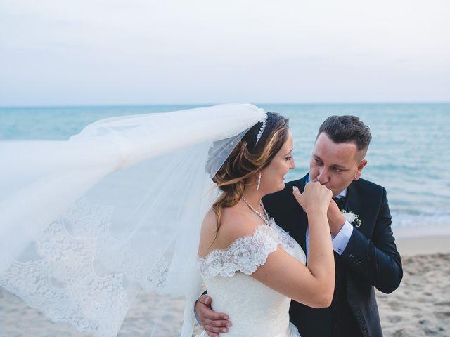 Il matrimonio di Zaira e Roberto a Barrafranca, Enna 33