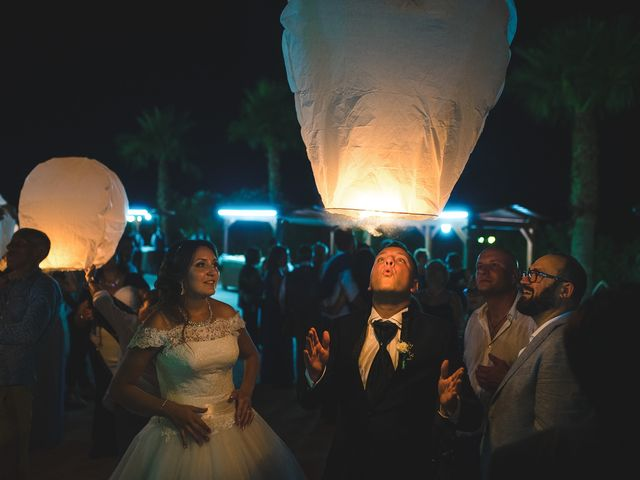 Il matrimonio di Zaira e Roberto a Barrafranca, Enna 43