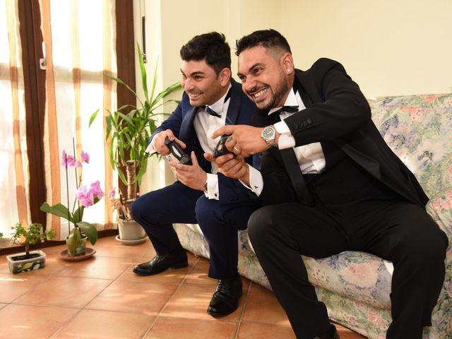Il matrimonio di Fabiana e Maurizio a Castelnuovo Don Bosco, Asti 1