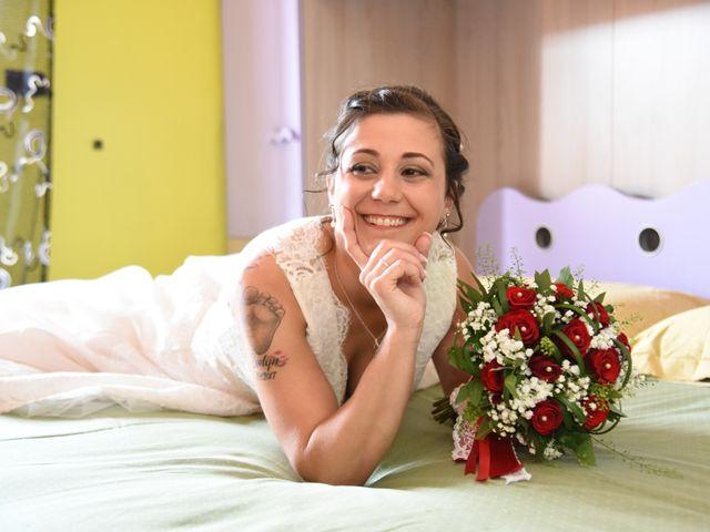 Il matrimonio di Fabiana e Maurizio a Castelnuovo Don Bosco, Asti 2